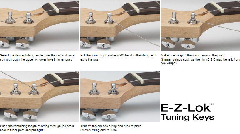 Wilkinson E-Z-Lok system